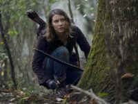 Lauren Cohan como Maggie en The Walking Dead 'Home Sweet Home'