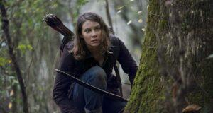 Lauren Cohan como Maggie en The Walking Dead 'Home Sweet Home'