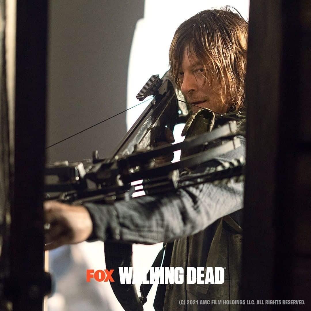 Norman Reedus como Daryl Dixon