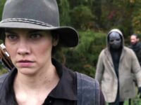 Lauren Cohan como Maggie en la temporada 10 extendida de The Walking Dead