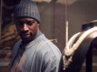 Omar Sy en el primer episodio de Lupin (Netflix)