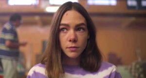 Ximena Lamadrid como Sara Guzmán en la segunda temporada de ¿Quién Mató a Sara?