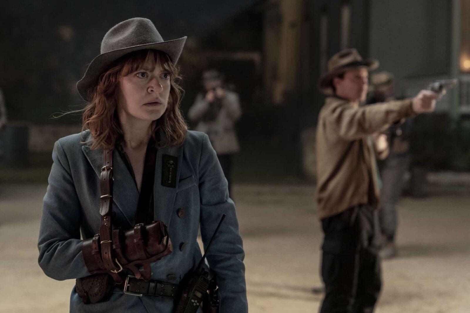 Virginia (Colby Minifie) en FearTWD S06E09