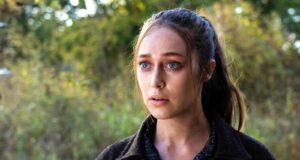 Alycia Debnam-Carey como Alicia en Fear The Walking Dead 6x14