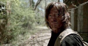 Norman Reedus como Daryl Dixon en The Walking Dead Temporada 11